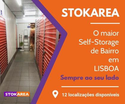 Stokarea Self Storage Lisboa